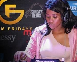 Ice Queen – GqomFridays Mix Vol.83 (Women's Month Edition)