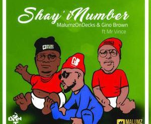 Malumz on Decks & Gino Brown – Shay'inumber Ft. Mr Vince