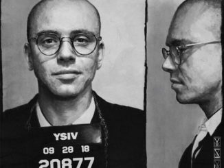 "LOGIC – ""YOUNG SINATRA IV"" (OFFICIAL ALBUM COVER & RELEASE DATE)"