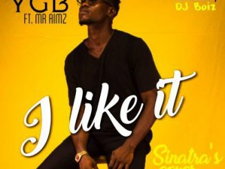 YGB – I LIKE IT (SINATRA'S COVER)