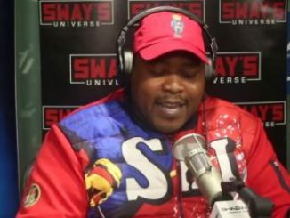Stogie T – Sway In The Morning Freestyle