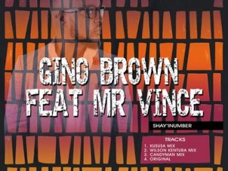 Gino Brown – Shay'iNumber (Wilson Kentura Killer Mix) Ft. Mr Vince