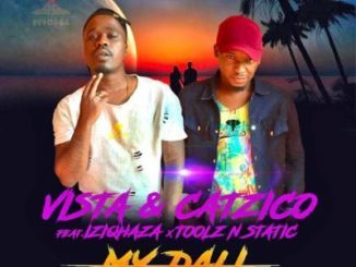 Vista & DJ Catzico – My Dali Ft. Iziqhaza, Toolz & Static