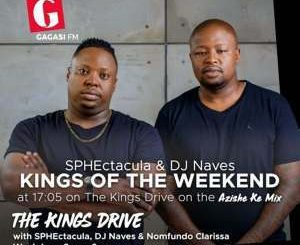 SPHEctacula & DJ Naves – KOTW Classic House Azishe Ke Mix (January 2019)
