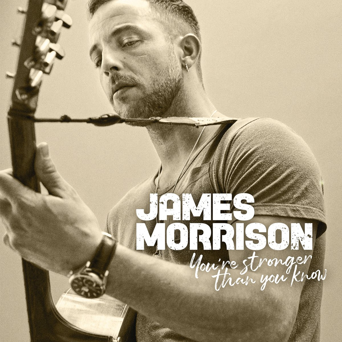 ALBUM: James Morrison - You're Stronger Than You Know (Zip File)