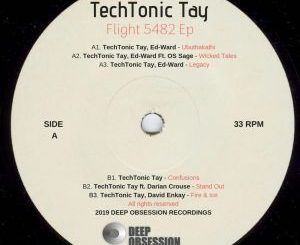TechTonic Tay – Wicked Tales (Original Mix) Ft. Ed-Ward & OS Sage