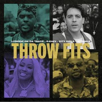 London On Da Track – Throw Fits Ft. G-Eazy, City Girls & Juvenile