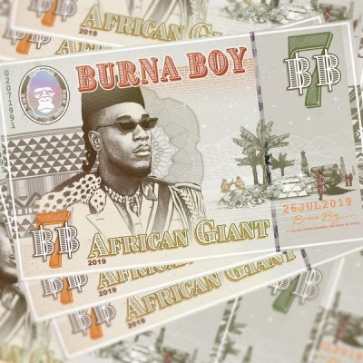 Burna Boy – Omo
