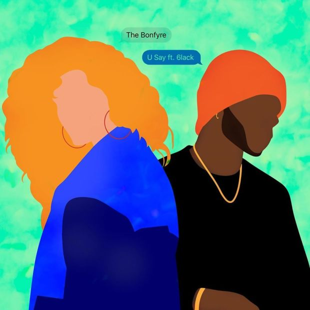 The Bonfyre Ft. 6LACK – U Say