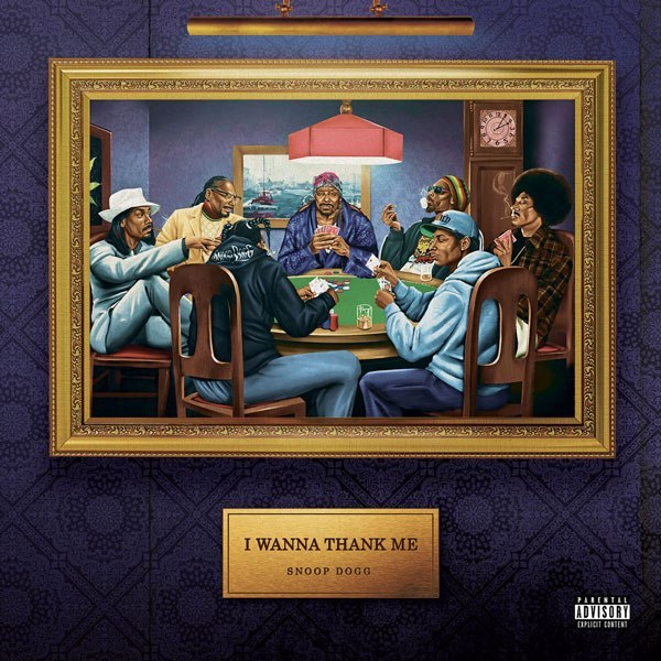 DOWNLOAD Snoop Dogg – I Wanna Thank Me | HIPHOPDE