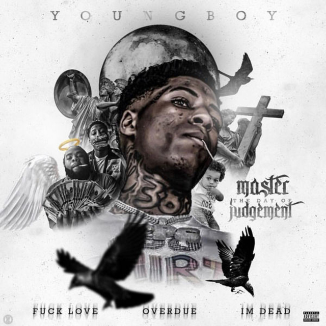 ALBUM: YoungBoy Never Broke Again - Master the Day of Judgement