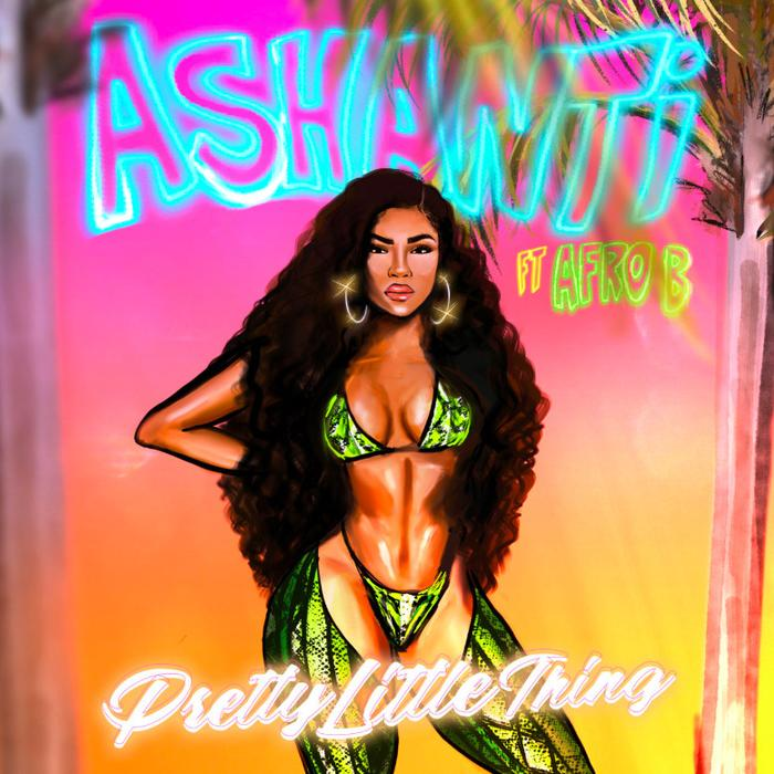Ashanti – Pretty Little Thing (feat. Afro B)