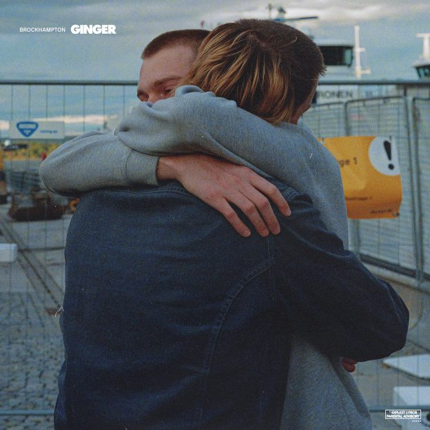 ALBUM: BROCKHAMPTON – GINGER