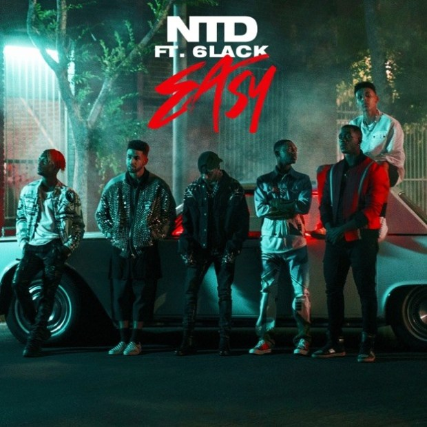 DOWNLOAD Next Town Down & 6LACK – Easy | HIPHOPDE