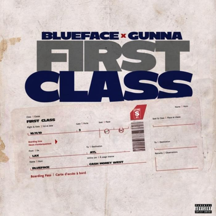 Blueface Ft. Gunna – First Class