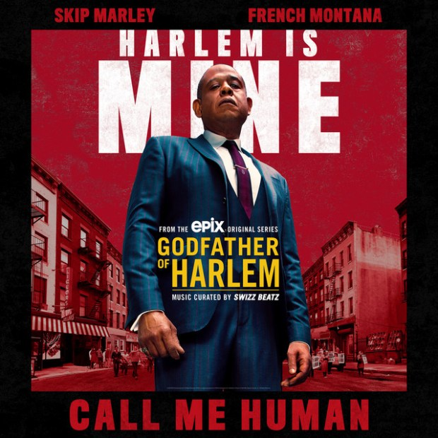 Skip Marley Ft. French Montana – Call Me Human