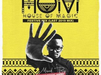 Fanzo Magic-Hand – H.O.M 26 (Festive Mix)