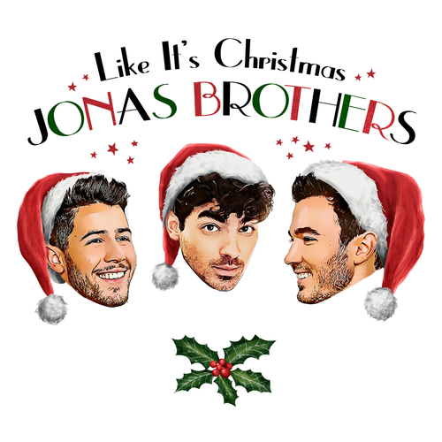 Jonas Brothers – Like It's Christmas