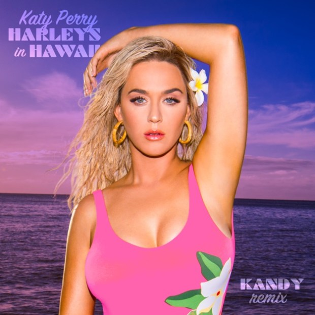 Katy Perry Ft. KANDY – Harleys In Hawaii (KANDY Remix)
