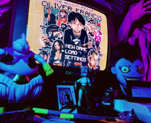 ALBUM: Oliver Francis – The Adventures of Oliver Francis