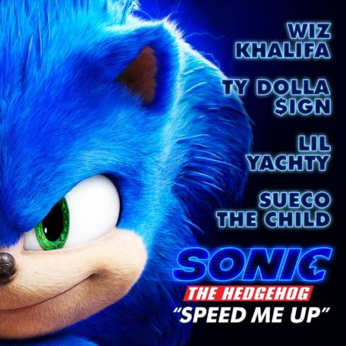 """Wiz Khalifa, Ty Dolla $ign, Sueco the Child & Lil Yachty – Speed Me Up (From """"Sonic the Hedgehog"""""""