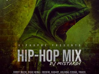 Hiphopde Ft. DJ Mistaroi - Hip Hop Mix Vol. 2