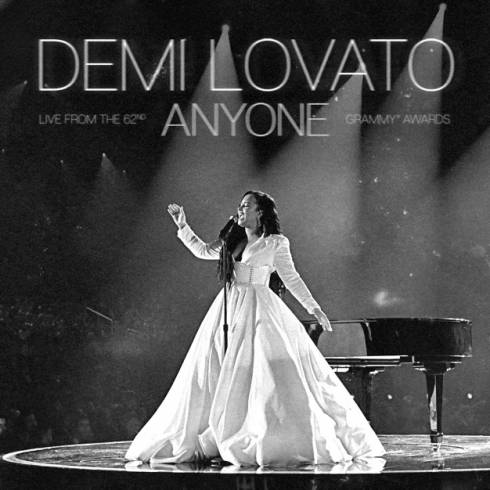 Demi Lovato – Anyone (Live From The 62nd GRAMMY ® Awards)