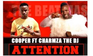 Cooper (The Beat Master) – Attention Ft. Charmza The DJ