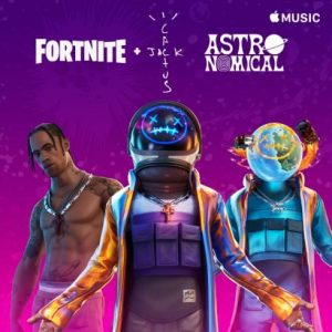 EP: Travis Scott – Astronomical