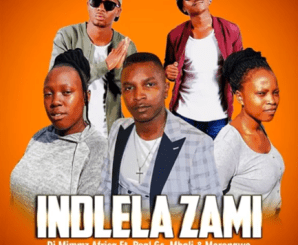 Dj Mimmz Africa – Indlela Zami Ft. Real Gs, Mbali & Morongwe (Afro House)