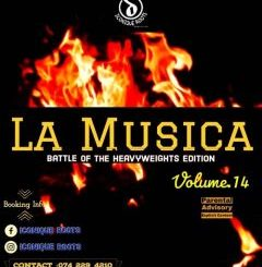 Iconique ROOTS – La Musica Vol.14 (Battle of the Heavyweights Edition)