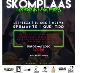 Leehleza – Skomplaas Lockdown Live Party