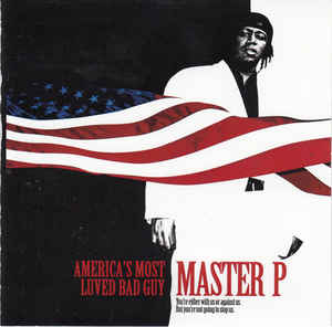 ALBUM: Master p - America's Most Luved Bad Guy