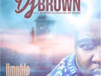 DJ Brown - Umuhle Ft. Mthunzi & Colours Of Sound