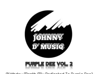 Johnny D'MusiQ – Purple Dee Mix Vol. 2