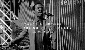 Zakes Bantwini – Lockdown House Party (All Star Finale Mix)