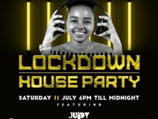Judy Jay – Lockdown House Party Mix