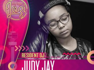 Judy Jay – Deep Town Jozi Residency Mix