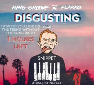 King Groove - Disgusting Face (Amapiano) Ft. Flakko