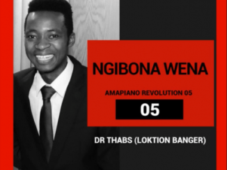 Dr Thabs – Ngibona Wena Ft. PVT Vocalist