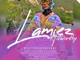 Lamiez Holworthy – TattoedTuesday 60 (The Morning Flava Mix)