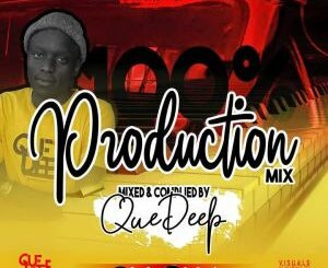 Que Deep – 100% Production Mix (The Matured Soundz Of Que Deep)
