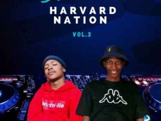 P-Man – Strictly HarvardNation Vol. 3 Mix Ft. JayLokas