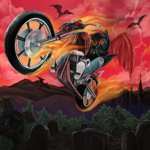 ALBUM: Dro Kenji – Race Me to Hell
