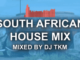 DJ TKM – South African House Mix 25 December 2020