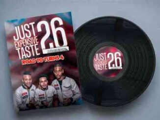 The Squad – Just Expensive Taste Vol. 26 Mix