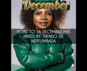 Thendo Sa – Road To 16 December Mix Ft. Master Kg, Makhadzi, DJ Call Me, Mvzzle