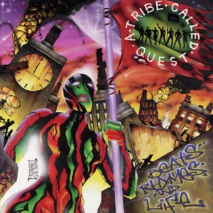 ALBUM: A Tribe Called Quest – Beats, Rhymes & Life