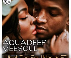 EP: Aquadeep – What The Soul Needs Ft. Veesoul