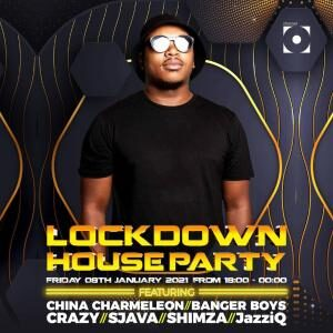 EP: China Charmeleon – Lockdown House Party Mix (2021)